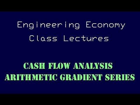 Engineering Economy Lecture - Arithmetic Gradient Series
