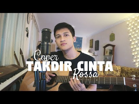 TAKDIR CINTA - ROSSA ( COVER BY ALDHI )