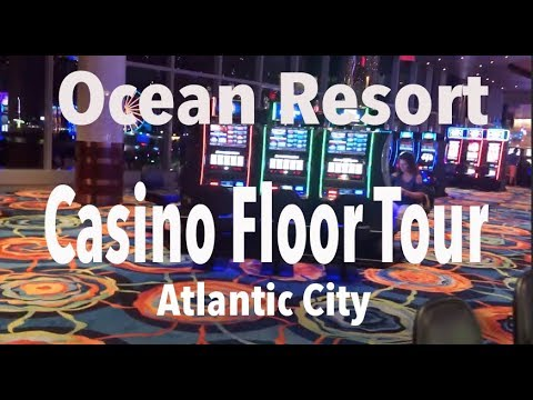 Ocean Resort AC Casino Floor Tour and Review