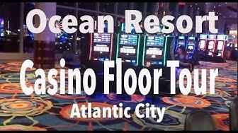 Ocean Resort AC Casino Floor Tour and Review