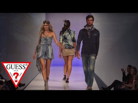 GUESS Jeans S/S 2010 Fashion Show Part 2
