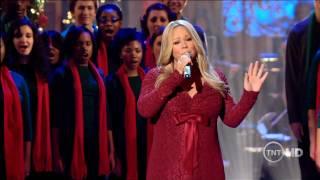 Hd Mariah Carey O Come All Ye Faithful Live at Christmas In Wshington - 2010.mp3