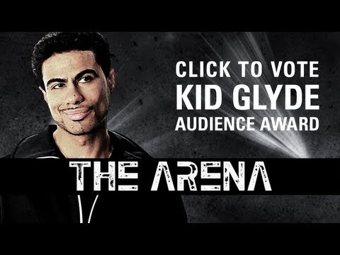 THE ARENA: AUDIENCE AWARD - KID GLYDE [DS2DIO]