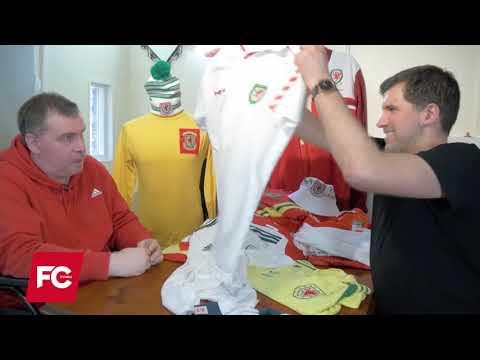 FC CYRMU 🏴EPISODE 6 - Feat: JD Welsh Cup Final, Wales Football Shirts & Llangefni Town,