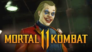 Mortal Kombat 11 - Will We Get a Joaquin Phoenix Joker Skin?