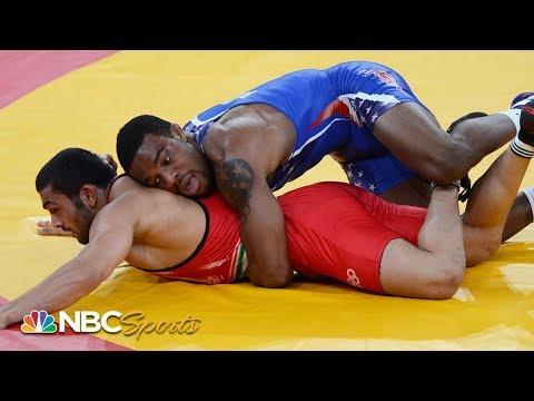 Jordan Burroughs calls his shot, wins gold in London | NBC Sports