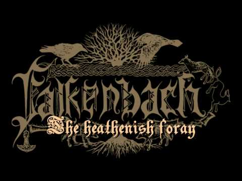 Falkenbach - The Heathenish Foray