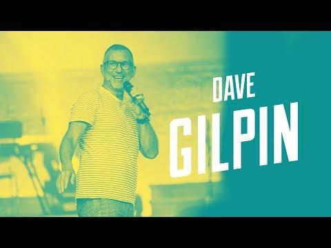 """""""Hitta tillbaka till den verkliga du"""" - Dave Gilpin"""