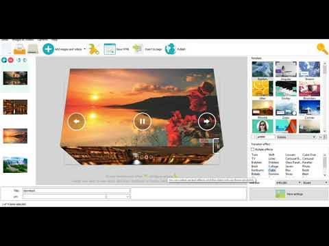 Using Wow Slider In Web Designing By Innovation Tech