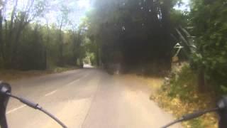 Le Vallon rouge Part 3 dimanche 26 octobre 2014 entre La Colle et Pont du Loup