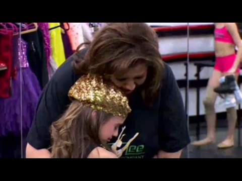 Dance Moms - Abby tells everyone that her mom is not well (Season 4 Episode 14)