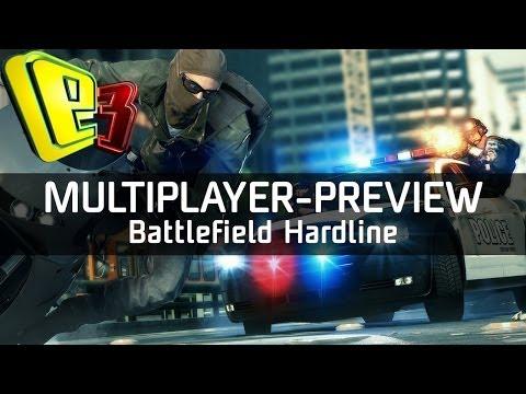 Battlefield Hardline - Vorschau-Video: Multiplayer-Polizei-Schlachten angespielt (Gameplay)