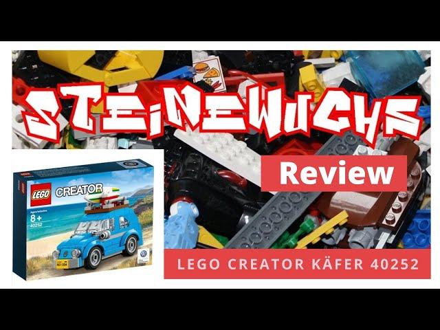 Review - Lego 40252 Der kleine Creator Käfer