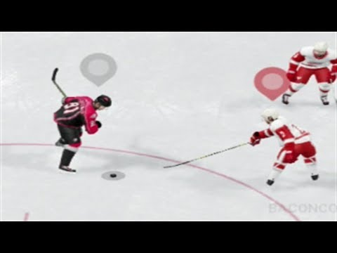 NHL 18 - ARE THE POKECHECKS OP??!?