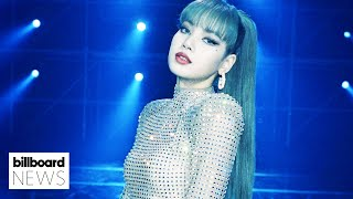 BLACKPINK's Lisa Teases An Exclusive Performance of Her New Song 'Money' I Billboard News
