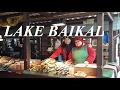 Russia/Lake Baikal (Listvyanka Omul Fish Market) Part 32