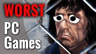 10 Worst PC Games