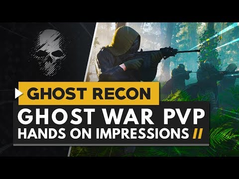 Ghost Recon Breakpoint | New & Improved 'Ghost War' PvP Gameplay + First Impressions