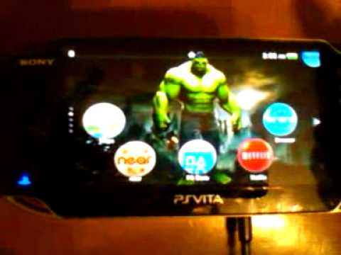 How To Change Your Ps Vita Lock Screen Wallpaper