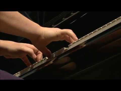 Händel: Keyboard Suite HWV 427 - Daria van den Bercken, piano - Live Concert - HD
