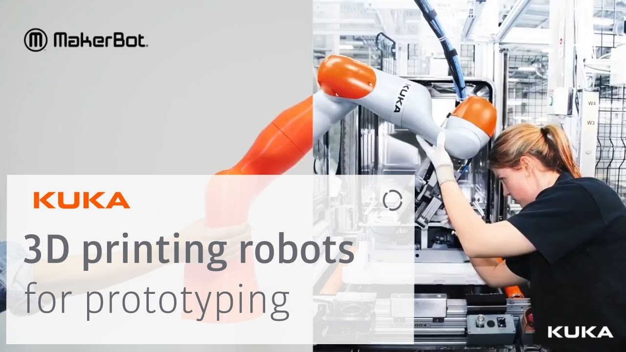 3d Printing for Robot Prototyping