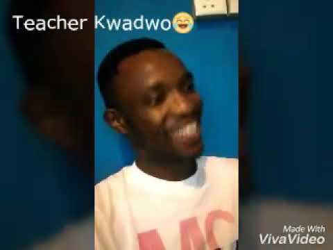 😂😂😂 Teacher Kwadwo vs Huawei Y-Series phone. Featuring Liwin & President Akufo Addo.
