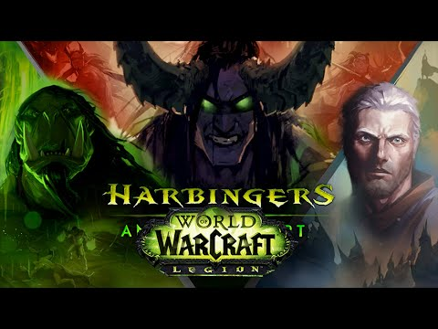 Harbingers compilado | Presagistas Full Series - World of Warcraft Legion - Español Latino