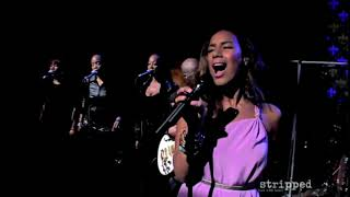 [HD] Leona Lewis - I will be (live at Stripped 2008)