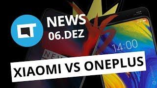 Xiaomi sai na frente da OnePlus no 5G; Apple Watch ganha recurso de ECG [CT News]