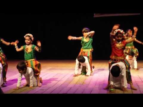 Ruki Sukhi Roti dance from Myadi School vijayapur Karnataka