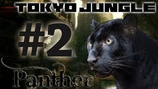 Tokyo Jungle: Panther Survive over 100 years  Part 2 of 4