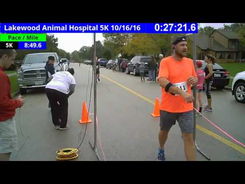 2016-10-16 Lakewood Animal Hospital 5K