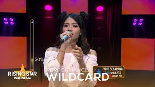 mirriam eka harusnya kau pilih aku wildcard rising star indonesia 2019