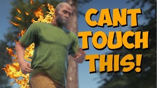 CANT TOUCH THIS!! | Rust