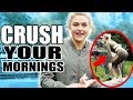 STOP Wasting Your LIFE ! (RSD Sarah's Kickass Morning Routine Tips For MAXIMUM Success)
