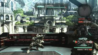 Vanquish Xbox 360 Complete Playthrough