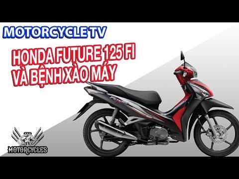 Video 106: Dạy Sửa Xe Honda Future 125 Fi Tại Sao Máy Gào | Motorcycles TV