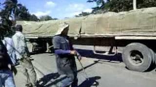 PATANA SE ACCIDENTA EN LA CARRTERA DE BAITOA