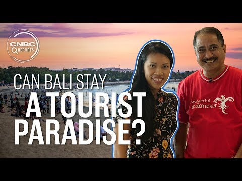 Can Bali stay a tourist paradise? | CNBC Reports