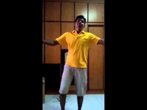 Santhosh dance composition
