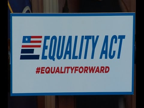 HRC Leads Call in Fight for Federal Equality for LGBT Americans on Capitol Hill