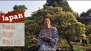 Viagem ao Japão |  Ryokan, Onsen e Monte Fuji