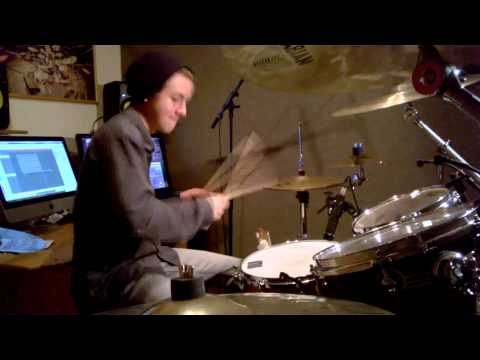 Levi Petersen - The Reign of Kindo - Till We Make Our Ascent Drum Cover mp3