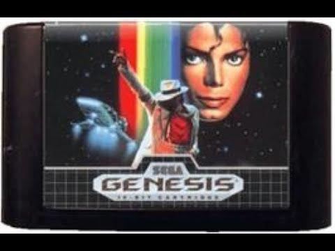 Michael Jackson's Moonwalker SEGA Mega Drive Complete Soundtrack CD