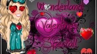 Wonderland ~ Version  MSP ~ Z Okazji Walentynek ♥