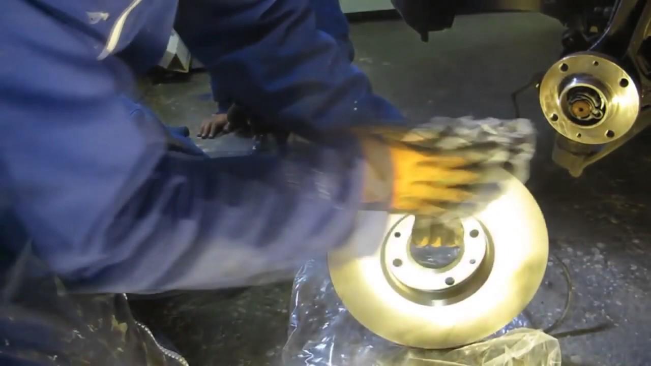 Газель замена тормозного диска своими руками фото 900