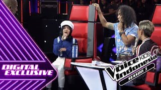 The Next AgnezMo? | Coach Duet #7 | The Voice Kids Indonesia Season 3 GTV 2018