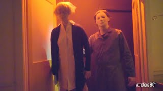 Halloween: Michael Myers Maze 2016 - Hollywood Halloween Horror Nights