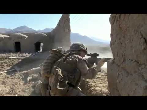 Deadly US Marines In Action (INTENSE RAW FOOTAGE!)