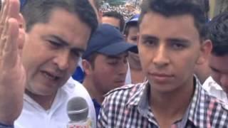 JUAN ORLANDO CAMINATA DE LA VICTORIA OCOTEPEQUE
